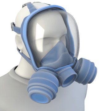 Reusable Respirators & Cartridges