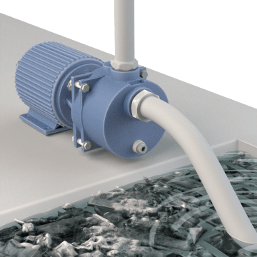 Self-Priming Sewage & Trash Pumps