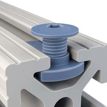 Fasteners for Structural Framing Extrusions