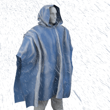 Rainwear Clothing