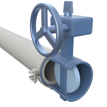 Manually Operated Butterfly Valves