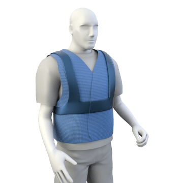 Flame-Protection Vests
