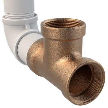 Bronze Pipe Fittings & Pipe