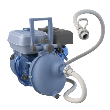 Gas-Operated Diaphragm Pumps