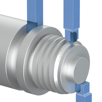 Carbide-Tipped Lathe Tools
