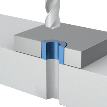 Press-Fit Drill Bushings (P)