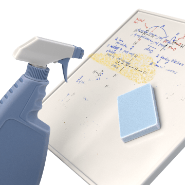 Whiteboard Cleaners