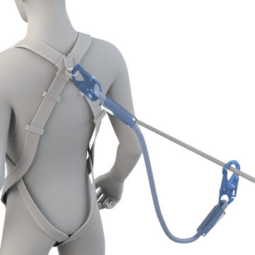 Positioning & Restraint Lanyards