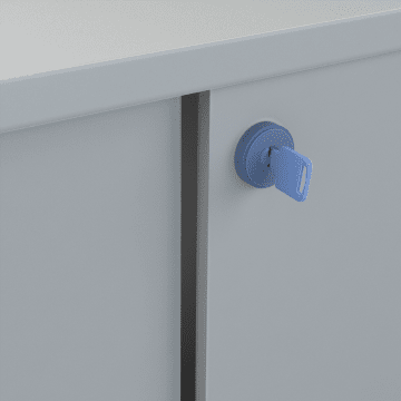 Push Locks for Sliding Cabinet Doors