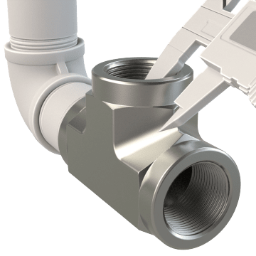 Stainless Steel Instrumentation Pipe Fittings