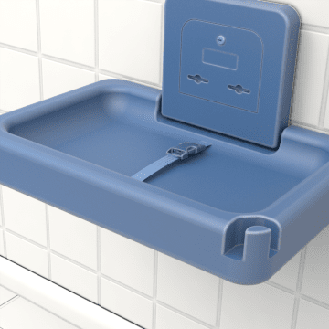 Baby Changing Stations & Wall Seats