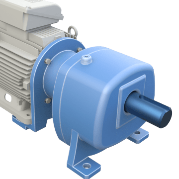 Inline C-Face Speed Reducers