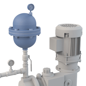 Pump Pulsation Dampeners