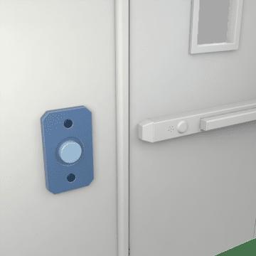 Release Buttons & Sensors