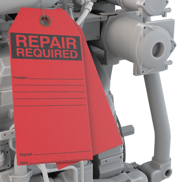Repair & Maintenance Tags