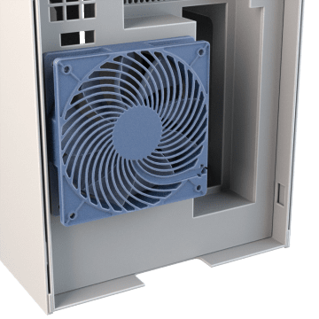 Equipment Cooling Axial Fans