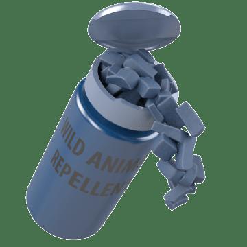 Chemical Wild Animal Repellents