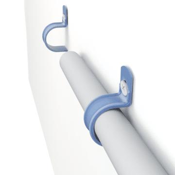 Single &  Double Hole Conduit Clamps