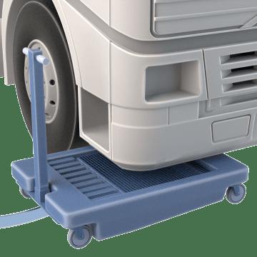 Drip Pans & Fluid Handlers