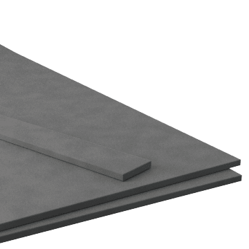 Polyethylene Rubber Sheets & Strips