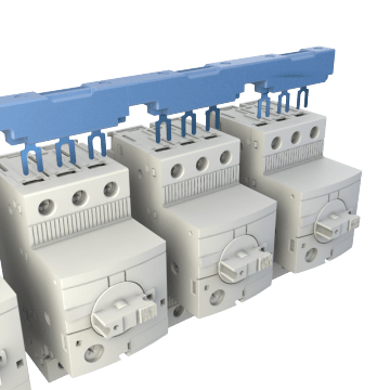 Contactors Jumpers & Connectors