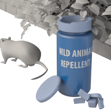 Chemical Wild Animal Repellents