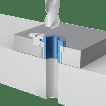 Removable Drill Bushings (SF)