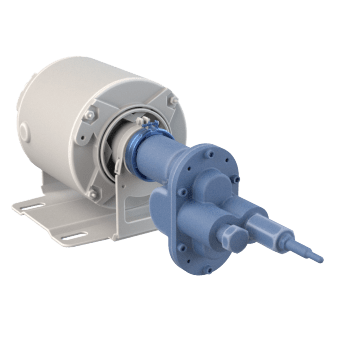 Rotary Gear Pump Heads