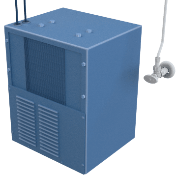 Water Chillers & Evaporators