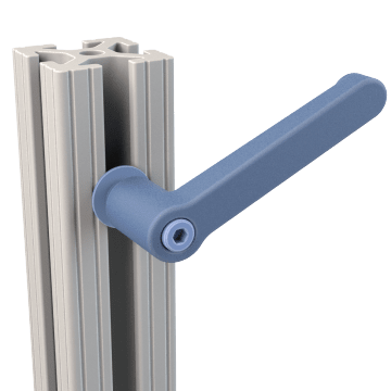 Handles for Structural Framing Extrusions