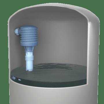 Ultrasonic Contact Liquid Level Sensors