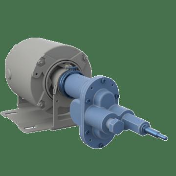 Rotary Gear Pump Heads