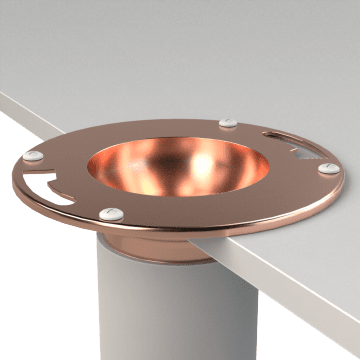 Copper Pipe Flanges