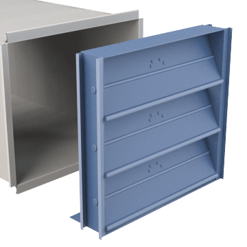 Dampers, Louvers, & Shutters