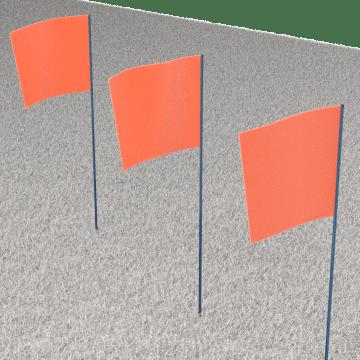 Ground Marking Flags
