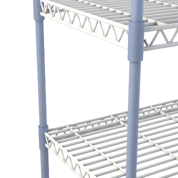 Wire Shelving Posts