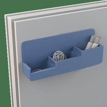 Multicompartment Shelves