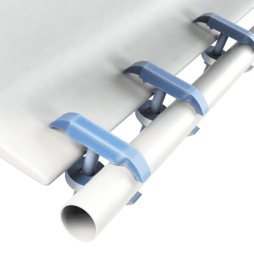 Conduit-To-Beam Edge Clamps