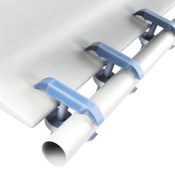 Conduit-To-Beam Edge Clamps