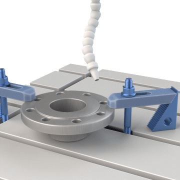 Workpiece Clamping & Positioning