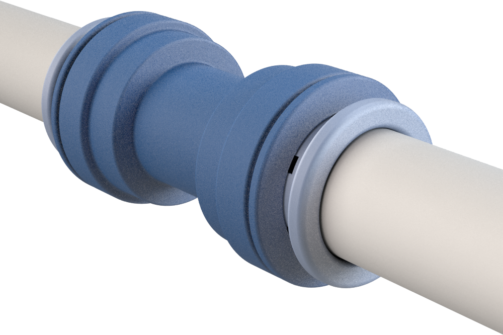 Push-to-Connect Fittings for Food & Beverage