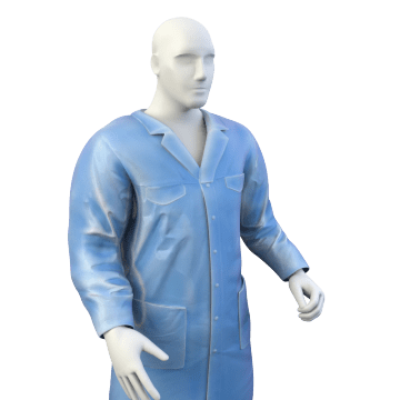 Chemical Splash-Resistant Coats