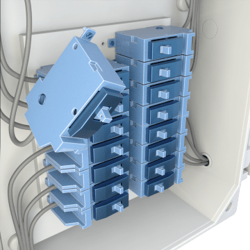 Bolt-On Miniature Circuit Breakers