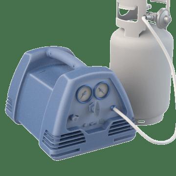 HVAC Refrigerant Recovery Systems
