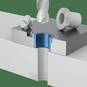 Headed Liner Drill Bushings (HL)