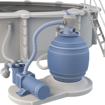 Pool Filter System
