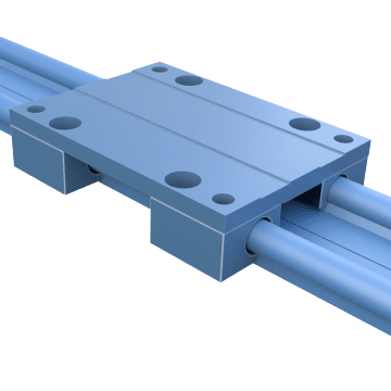 Sleeve Bearing Linear Guides