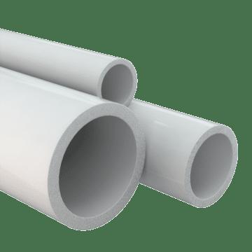 Plastic Round Tubes