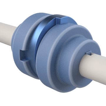 Oldham Flexible Shaft Couplings