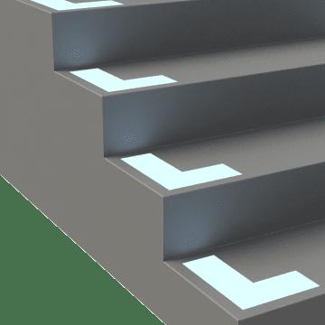Glow-in-the-Dark Emergency Markers